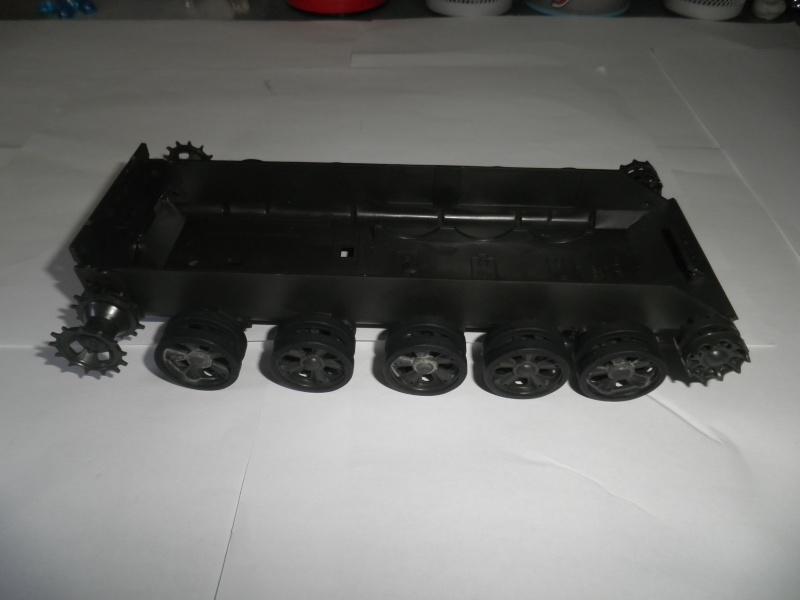 T-62 tamiya + fig zvezda 1:35 montage: FINI  P7060513