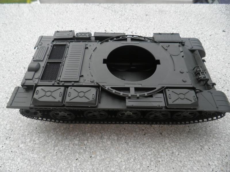 T-62 tamiya + fig zvezda 1:35 montage: FINI  P7100710
