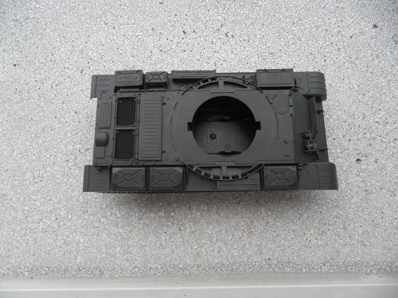 T-62 tamiya + fig zvezda 1:35 montage: FINI  P7100711
