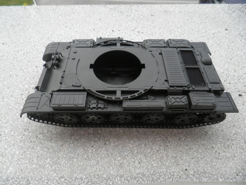 T-62 tamiya + fig zvezda 1:35 montage: FINI  P7100712