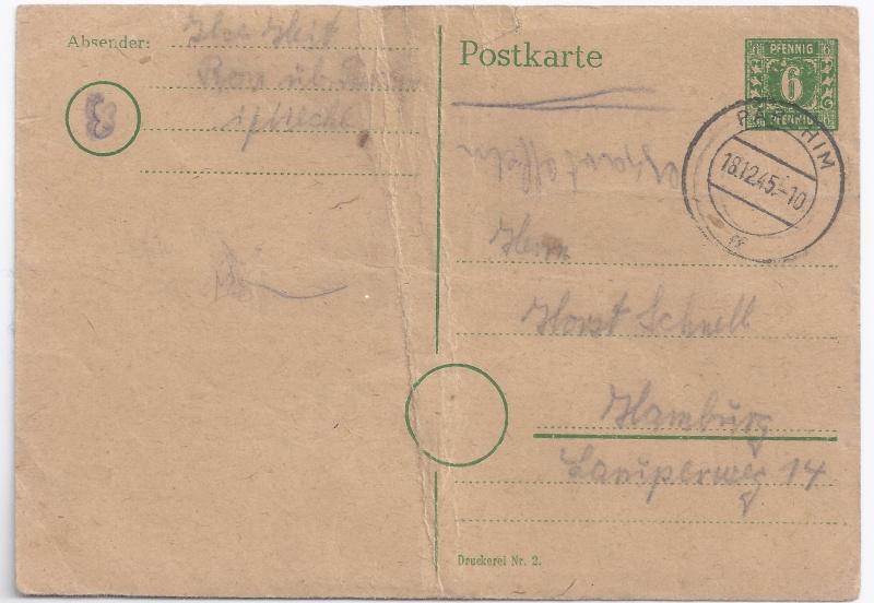 OPD Schwerin 1945 - 1952 - Seite 13 120m10
