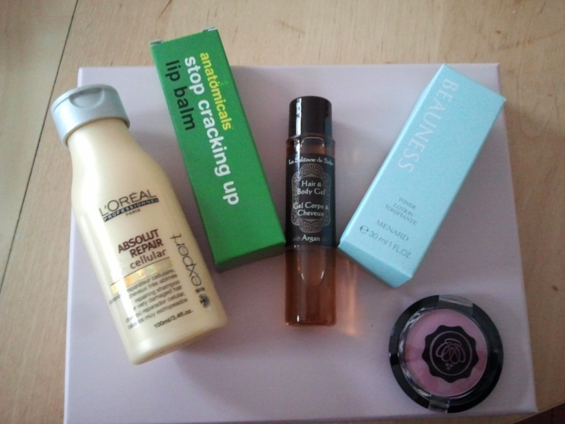 "[Octobre 2012] Glossybox ""Home Spa"" - Page 4 20121010"