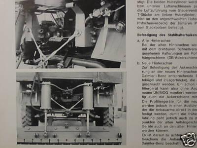 """Remise en état de """"FELIX"""" - Page 2 Unimog12"""