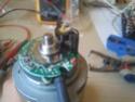 Réalisation petit circuit imprimé impulsion 5V -> 24V 2012-013