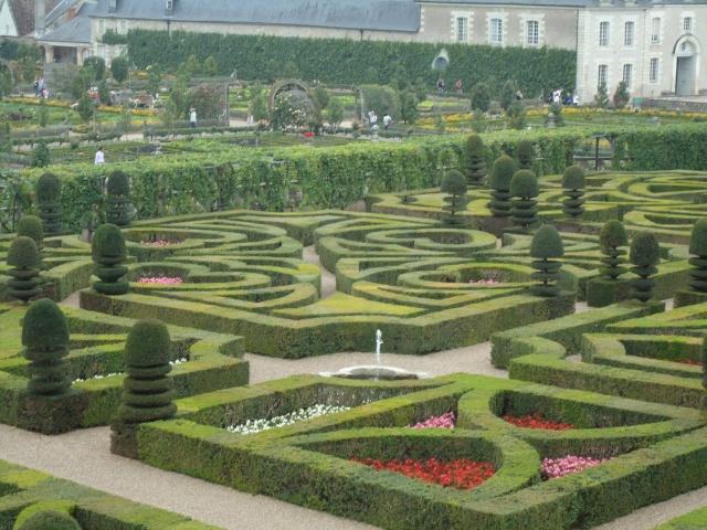 le chateau de Villandry Dsc00613