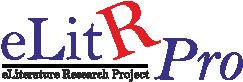 E-LITERATURE RESEARCH PROJECT Logo_e11