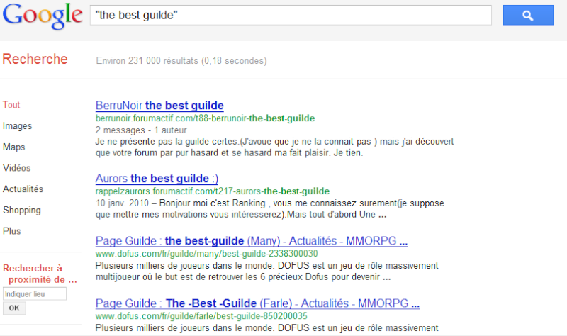 Google et la guilde des BerruNoir Thebes10