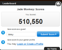 Jade monkey Captur17