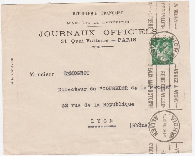 Journaux officiels à Vichy Jo_rec10