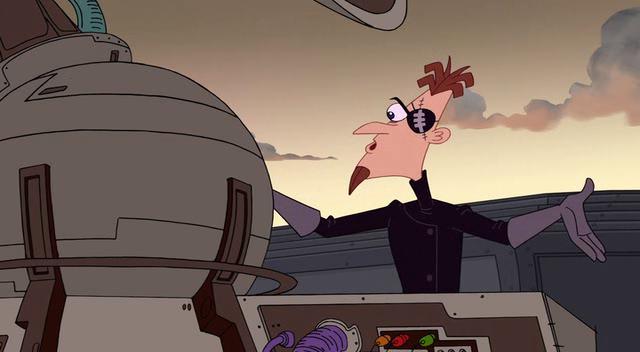 Phineas e Ferb: O Filme – Através da 2ª Dimensão  67310110