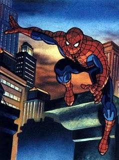 Homem Aranha - Animated Séries 1ª Temporada Homema10