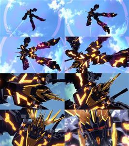 Episódio 5 de Gundam Unicorn estreará em maio de 2012 Kuroiu10