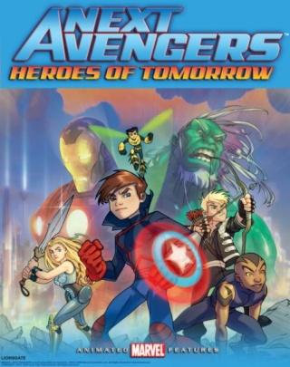 Os Novos Vingadores - Os Heróis do Futuro [Filme] M1t7511