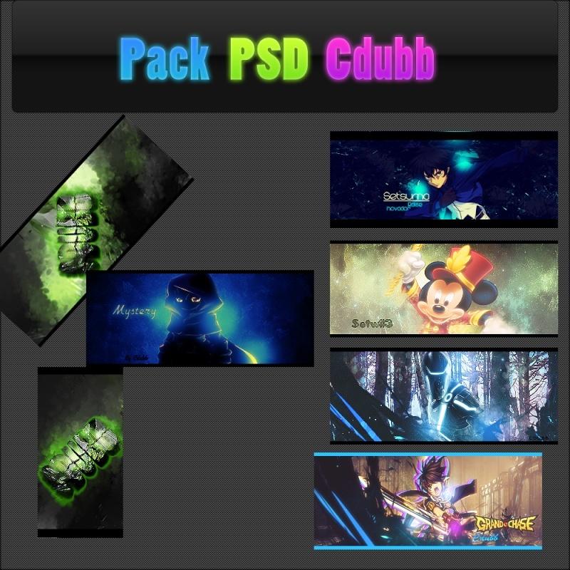 Pack de Gfx by Cdubb Outcom10
