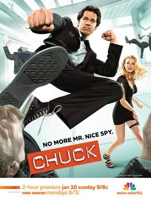 Chuck 3º Temporada[Completa] Poster10