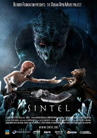 Sintel Fantasy Animation Movie Sinttt10