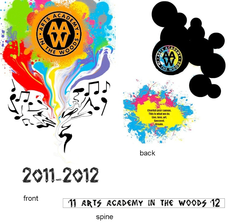 Assignment 10: Yearbook cover designs Due Nov 17 Cooooo10