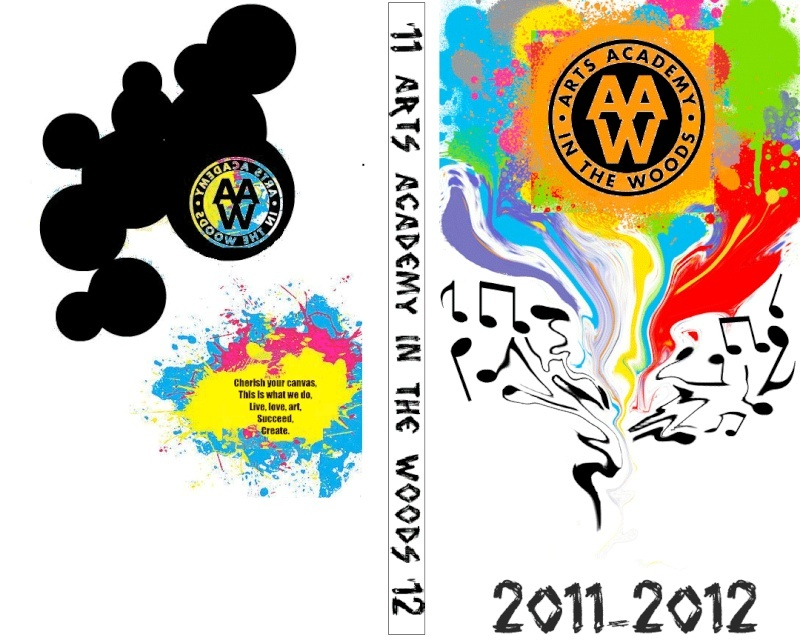 Assignment 10: Yearbook cover designs Due Nov 17 Cooooo11