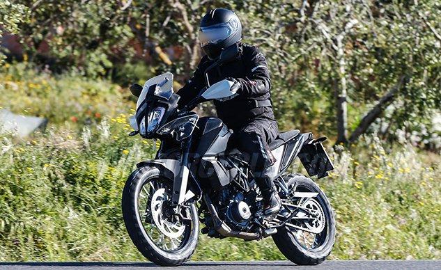 L'arrivée de la KTM 390 Adventure est confirmée 06271810