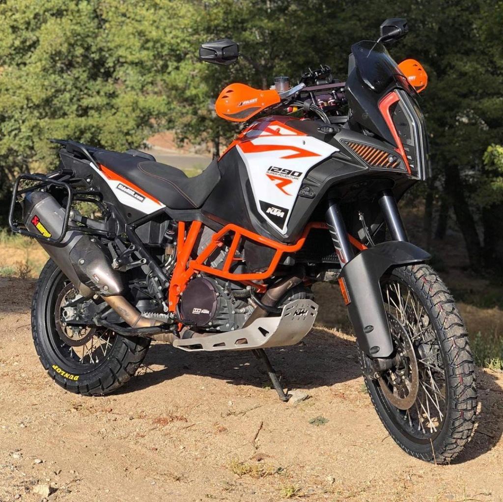 Nouveau pneu Dunlop TRAILMAX MISSION 50% route 50% terre 70000510