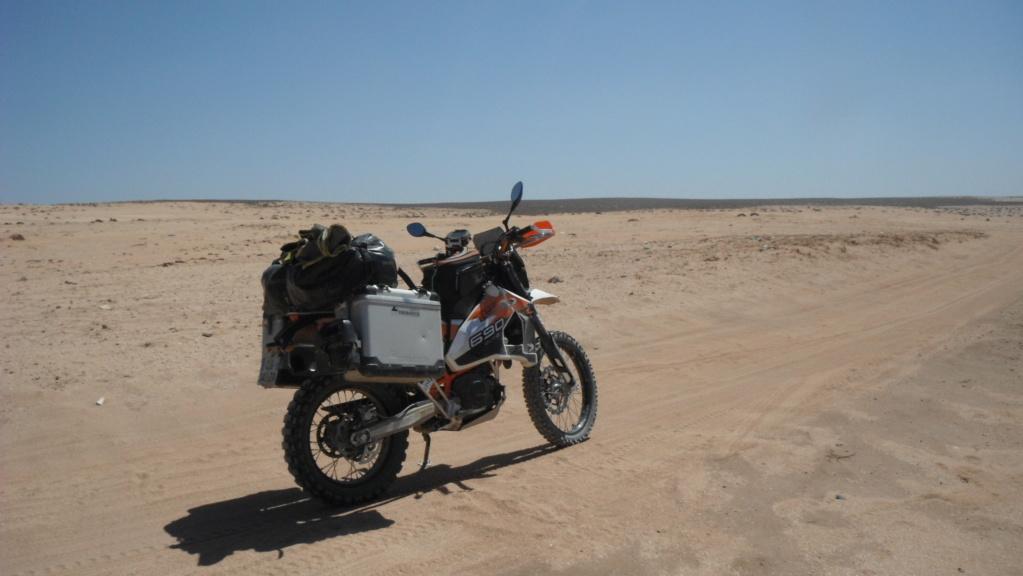 Michelin desert race ou Dunlop D908 RR Dscf0410