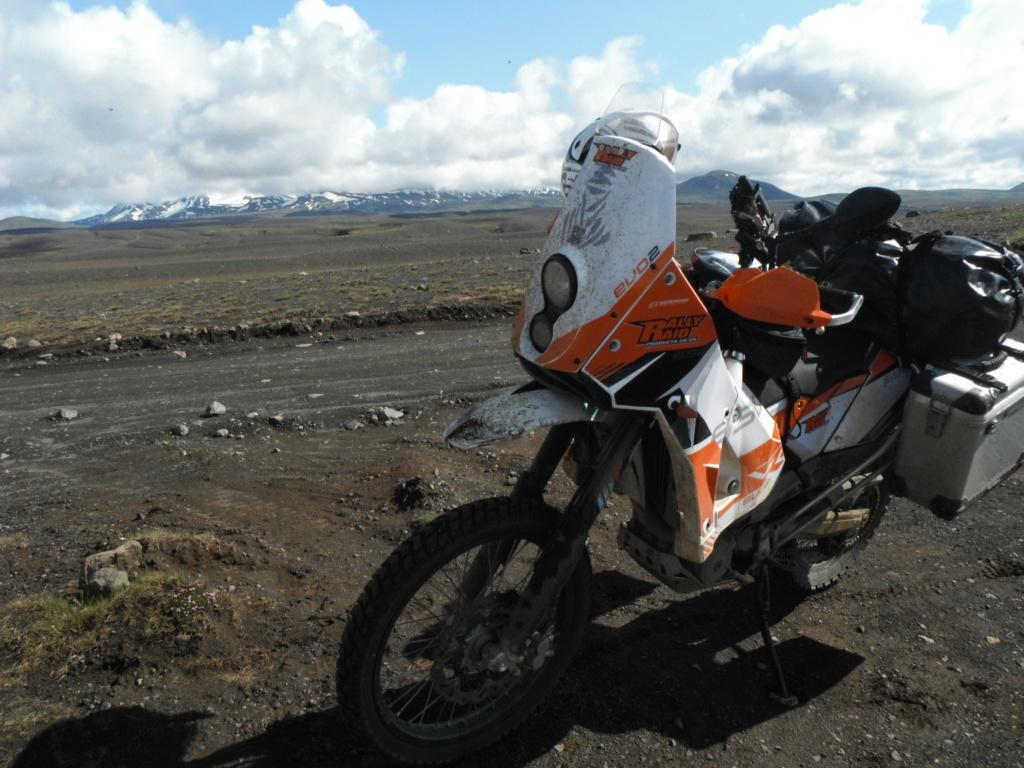 [CR] : Islande, paradis du trail et de l'off-road? - Page 3 Dscf9911