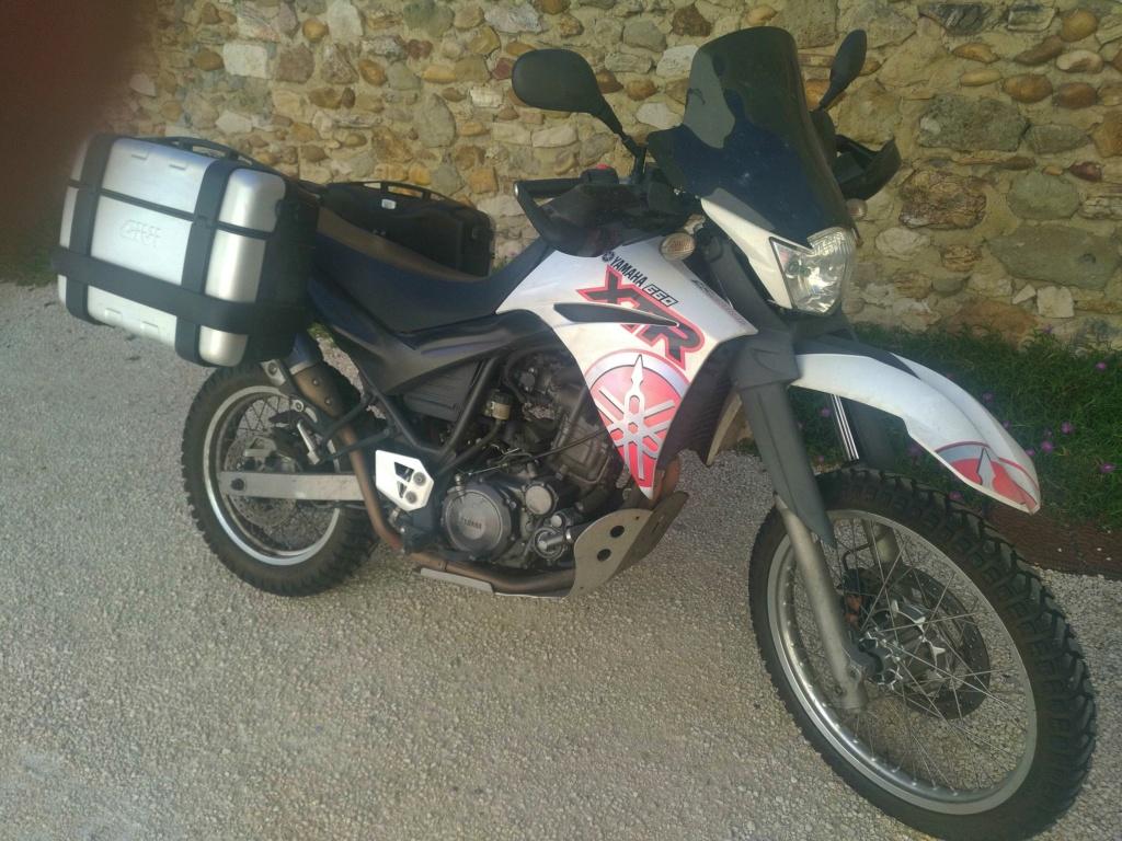 A vendre Yamaha 660 XTR [VENDUE] Img_2013