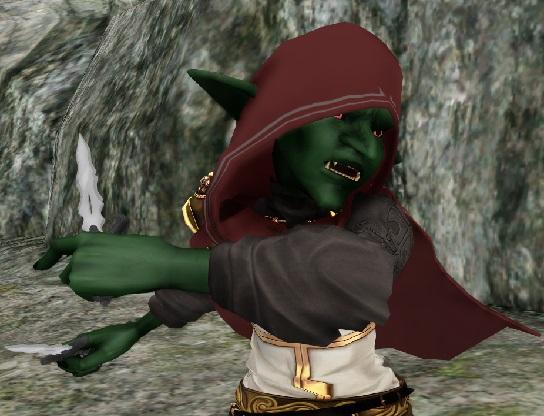 The Goblin Quest Actor110
