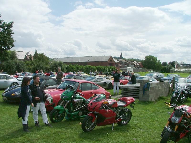 Concentration Porsche le 7 août 2011 à Hermalle (Liège)Comme chaque année,  - Page 2 Dscf5717