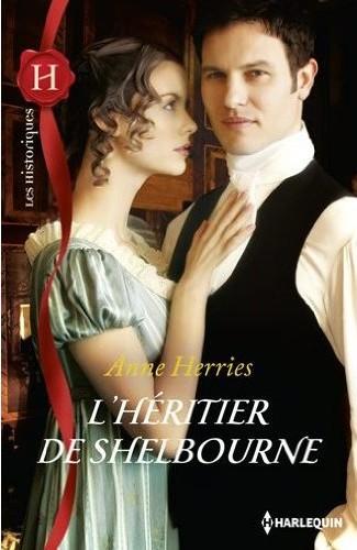 L'héritier de Shelbourne de Anne Herries 51400s10