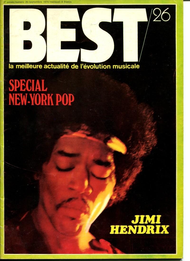 Jimi Hendrix dans la presse musicale française des années 60, 70 & 80 Best_214