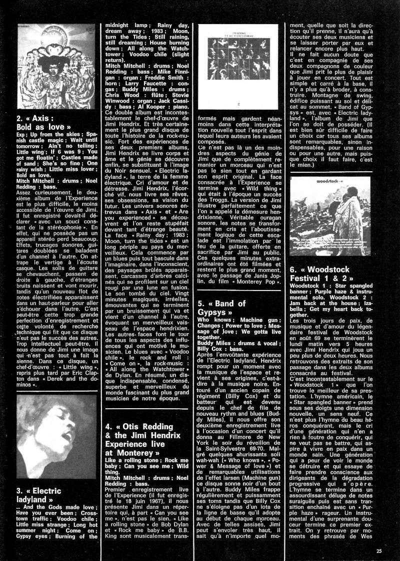 Jimi Hendrix dans la presse musicale française des années 60, 70 & 80 - Page 3 Best_514