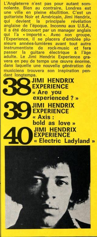 Jimi Hendrix dans la presse musicale française des années 60, 70 & 80 - Page 4 Best_527