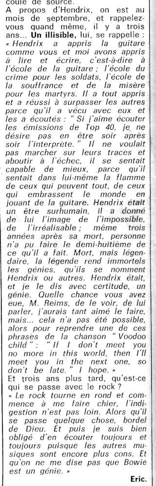 Jimi Hendrix dans la presse musicale française des années 60, 70 & 80 - Page 4 Best_612