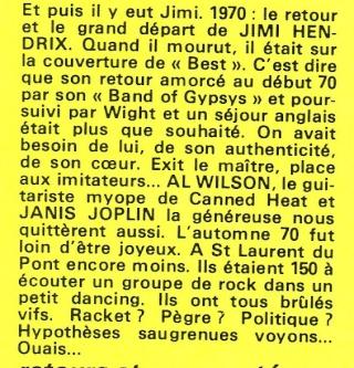 Jimi Hendrix dans la presse musicale française des années 60, 70 & 80 - Page 5 Best_913