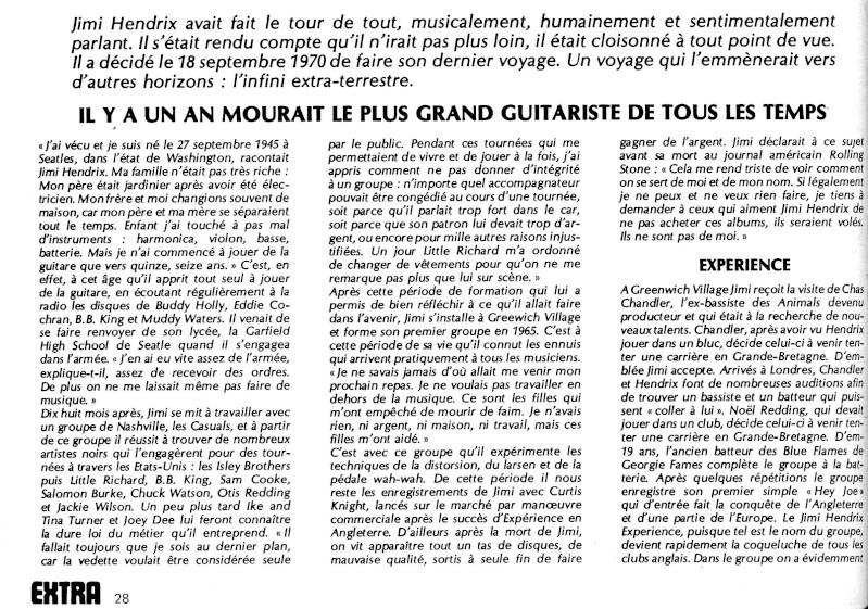 Jimi Hendrix dans la presse musicale française des années 60, 70 & 80 - Page 2 Extra_15