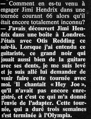 Jimi Hendrix dans la presse musicale française des années 60, 70 & 80 - Page 5 Extra_39