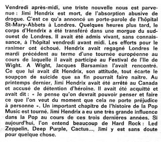 Jimi Hendrix dans la presse musicale française des années 60, 70 & 80 Pm_19212
