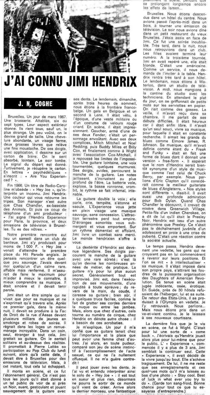 Jimi Hendrix dans la presse musicale française des années 60, 70 & 80 Pm_19710