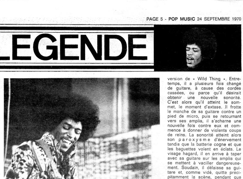 Jimi Hendrix dans la presse musicale française des années 60, 70 & 80 Pm_19911