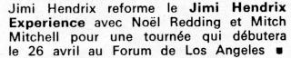 Jimi Hendrix dans la presse musicale française des années 60, 70 & 80 R39-0210