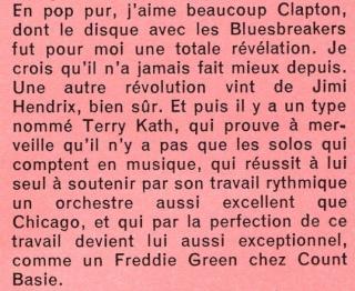 Jimi Hendrix dans la presse musicale française des années 60, 70 & 80 R39-0211