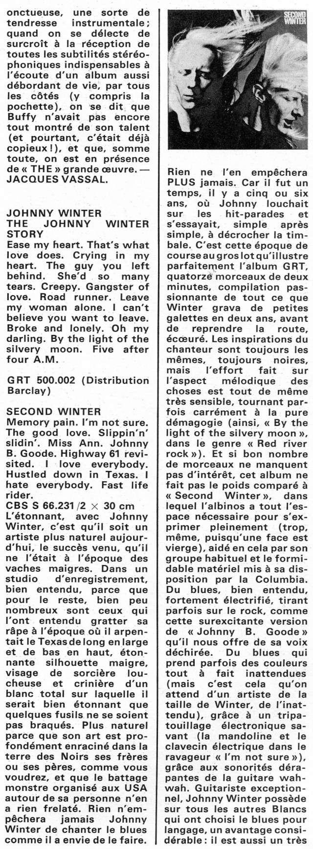 Johnny Winter (1969) R40-0319