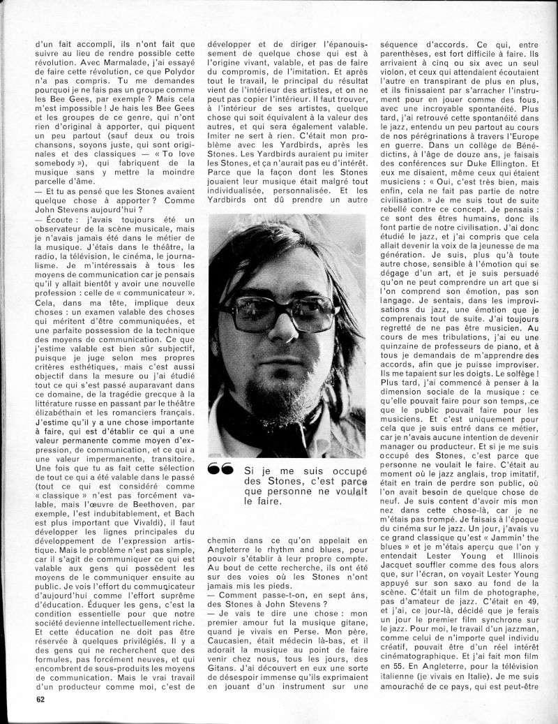 Les Rolling Stones dans la presse française R42-0515