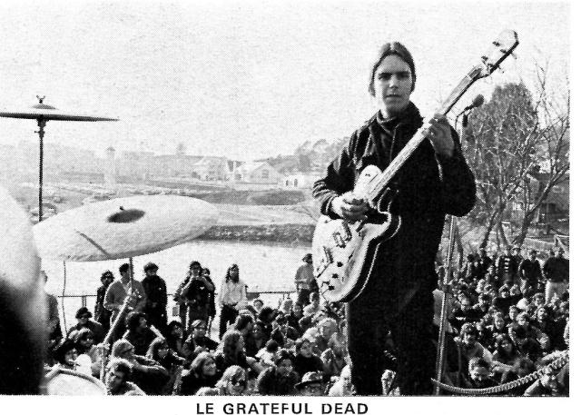 Grateful Dead - Presse Francophone R44-0711