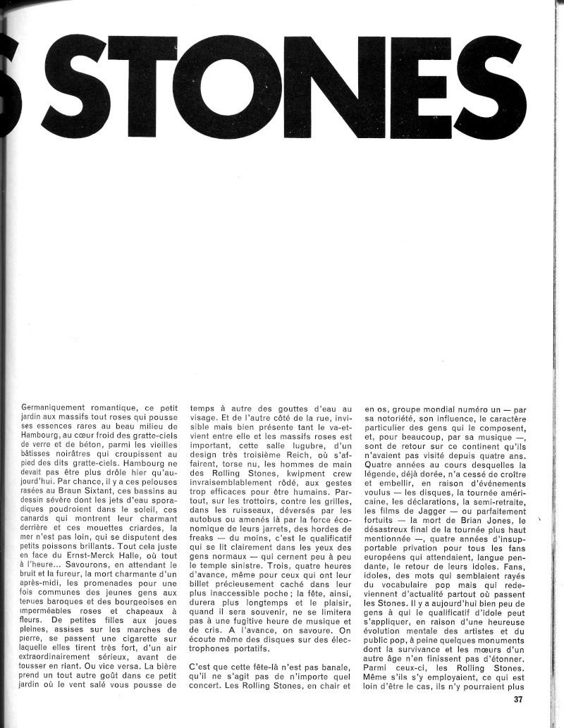Les Rolling Stones dans la presse française - Page 2 R45-0814