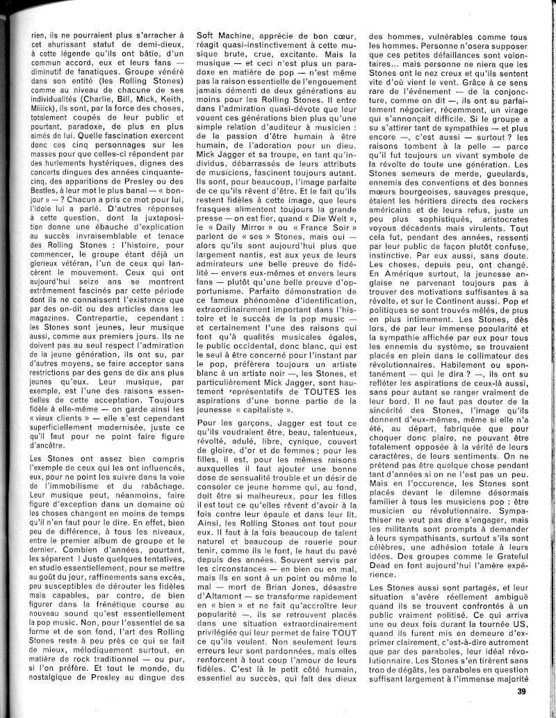 Les Rolling Stones dans la presse française - Page 2 R45-0815