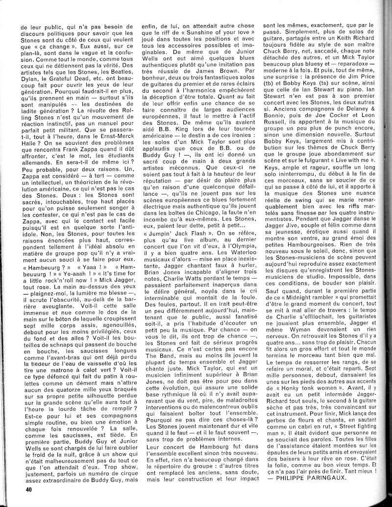 Les Rolling Stones dans la presse française - Page 2 R45-0816