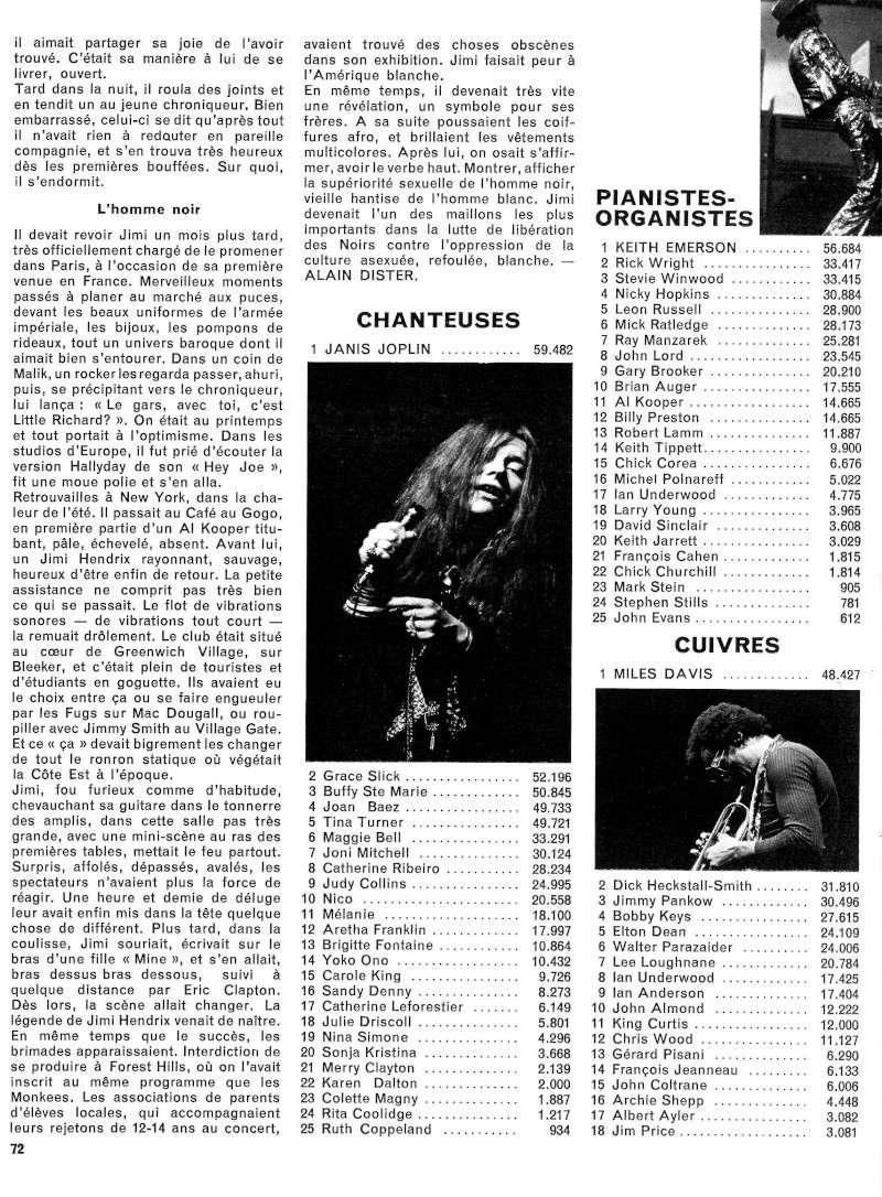 Jimi Hendrix dans la presse musicale française des années 60, 70 & 80 - Page 3 Rnf64-11