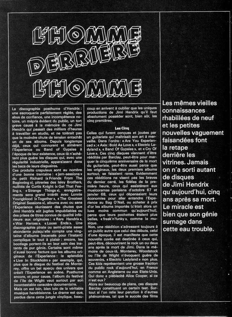 Jimi Hendrix dans la presse musicale française des années 60, 70 & 80 - Page 5 Rnf_1030